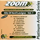 Zoom Karaoke CD+G - Platinum Artists 19: Avril Lavigne 1
