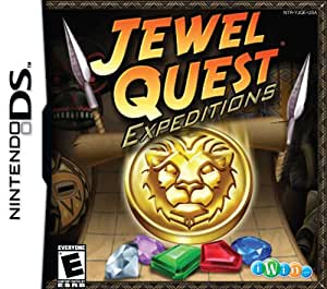 Jewel Quest Expedition - Nintendo DS