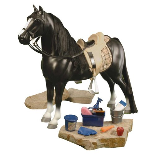 Our Generation American Saddlebred Horse - Buy Our Generation American Saddlebred Horse - Purchase Our Generation American Saddlebred Horse (Battat, Toys & Games,Categories,Stuffed Animals & Toys,Animals,Horses)