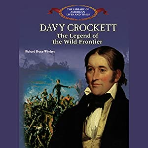 Davy Crockett Audiobook