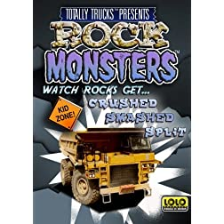 totally trucks / ROCK MONSTERS