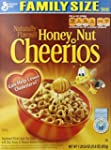 Honey Nut Cheerios Cereal, 21.6 Ounce...