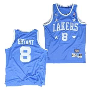Buy Minneapolis Lakers #8 Kobe Bryant NBA Soul Swingman Jersey, Blue by adidas