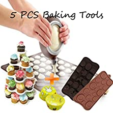 buy 5 Pcs Set Creative Essential Kitchen Cooking Baking Tools