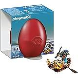 Playmobil - A1502685 - Jeu De Construction - Pirate Avec Barque Et Trésor