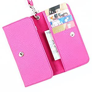 DooDa PU Leather Case Cover For Spice Stellar Nhance 2 (MI-437)