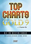 Top Charts Gold 9 + 2 Playback CDs: D...
