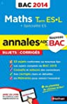 Annales Abc du Bac 2014 Maths ES - L
