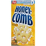 Post Honeycomb Cereal, 12.5-Ounce Boxes (Pack of 4)
