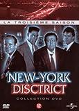 New York District Saison 3 - Coffret 6 DVD [Import belge]