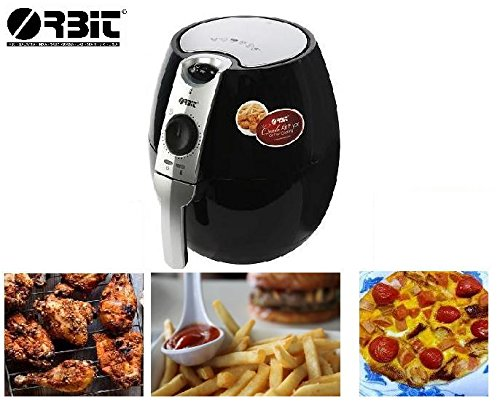 Buy Orbit Cicada 3.2 L Air Fryer (Black) Online at Low Prices in India - Amazon.in