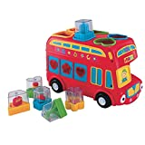 Early Learning Centre Elc Shape Sorting Bus