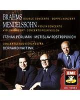Brahms & Mendelssohn: Concertos