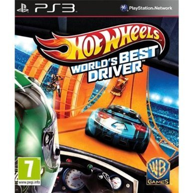 Hot Wheels: World's Best Driver (PS3) from Warner Bros. Interative