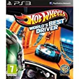 Cheapest Hot Wheels World's Best Driver on PlayStation 3