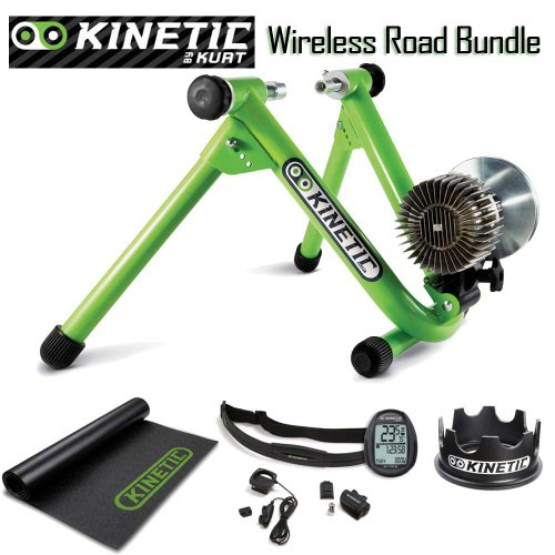 Kinetic by Kurt Road Machine Indoor Bicycle Trainer With