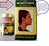 51iUUl4zWDL. SL160  Artcollectibles India 2 X Wartosin Herbal Wart Remover Elevated Mole Skin Tag Removal 3Ml