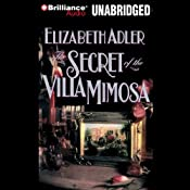 The Secret of the Villa Mimosa | [Elizabeth Adler]
