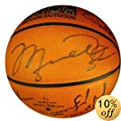 Autographed Michael Jordan Ball - 1992 93 #T00061 - PSA/DNA Certified - Autographed Basketballs