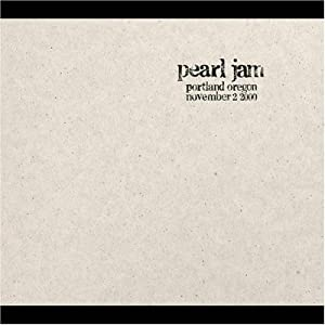 Pearl Jam - 2000-11-02: Portland, OR, USA (disc 1) (#69)