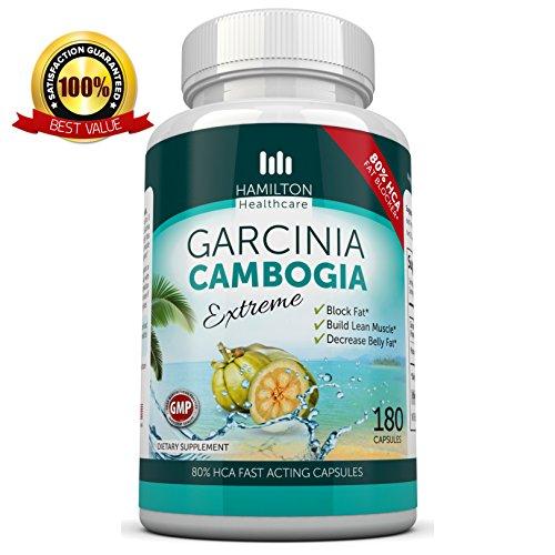 Premium Garcinia Cambogia and Cleanse