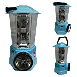 SahiBUY Blue Rechargeable Emergency Lantern cum Torch