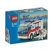 レゴ シティ 救急車 7890