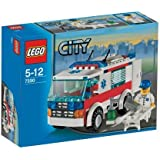 Lego - City - jeu de construction - L'ambulance