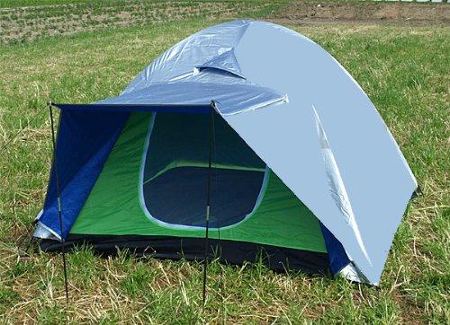 super camping kuppel zelt igluzelt 3 personen neu test. Black Bedroom Furniture Sets. Home Design Ideas