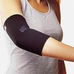Elbow Sleeve, Neoprene (X-SMALL)