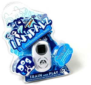 Anipalz Dog with touch sensor pad