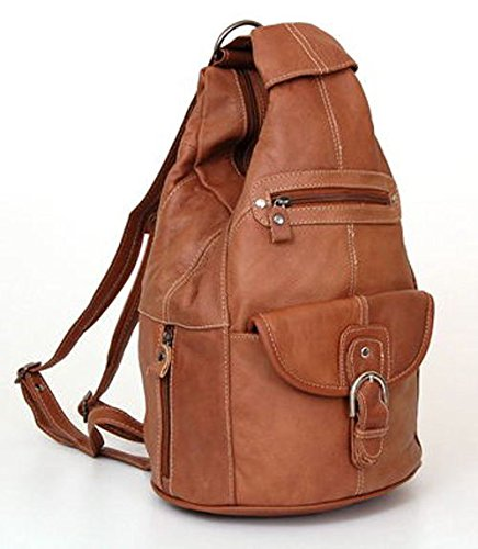 Women's Genuine Lather Convertible Backpack Shoulder