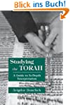 Studying the Torah: A Guide to in-Dep...