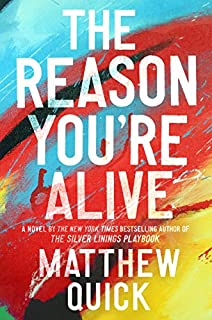 Book Cover: The Reason You're Alive: A Novel