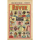 The Rover (Comic) # 1238, March 19th 1949 (Headgear from Far and Near)by D. C. Thompson