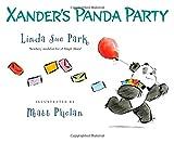Xander's Panda Party (0547558651) by Park, Linda Sue