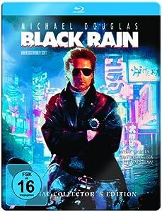 Black Rain (limited Steelbook Edition) [Blu-ray]