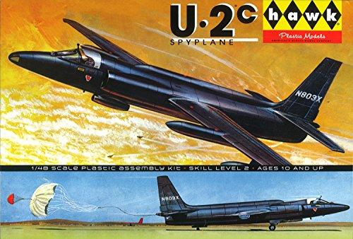 1/48 アメリカ空軍 高高度偵察機 U-2C プラモデル HL421
