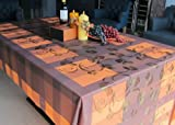 Freelance Silky Table Cover - Multicolor (176TCD)