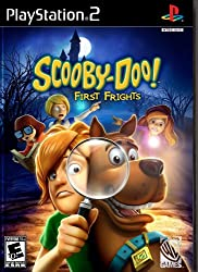 Scooby Doo First Frights (PS2)