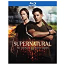 Supernatural: Season 8 [Blu-ray]