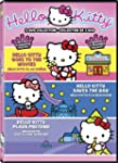 Hello Kitty 3Pack DVD Repackage
