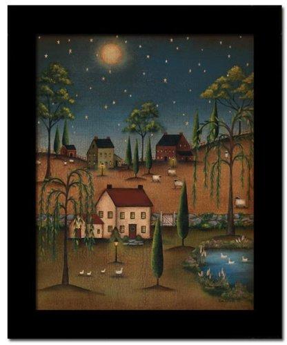 Framed Landscape Art