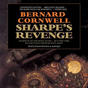 Sharpe's Revenge: Book XIX of the Sharpe Series | [Bernard Cornwell]