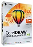 Software - CorelDRAW Home & Student Suite X6, Up to 3 Users (PC)
