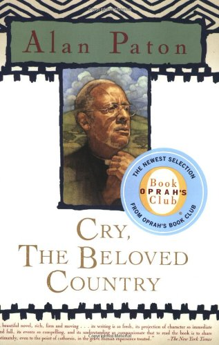 Cry, the Beloved Country Critical Essays