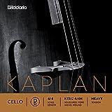 D\'Addario Bowed Corde seule (R�) pour violoncelle D\'Addario Kaplan, manche 4/4, tension Heavy