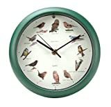 Zeon Tech Singing Bird Clock CE125