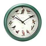 Zeon Tech Singing Bird Clock CE125by Zeon Tech