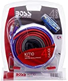 BOSS AUDIO KIT10  17 ft. High Performance RCA Interconnect